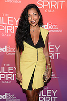 NEW YORK, NY - JUNE 11: Singer Melanie Fiona pictured at the 'Ailey Spirit Gala Benefit at the David H. Koch Theater , New York City ,June 11, 2014 © HP/Starlitepics.