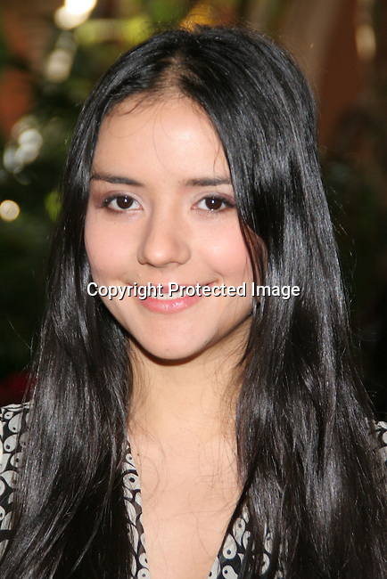 Catalina Sandino Moreno<br />The Hollywood Reporter&rsquo;s Annual Women In Entertainment Power 100 Breakfast<br />Beverly Hills Hotel<br />Beverly Hills, CA, USA<br />Tuesday, December 7th, 2004 <br />Photo By Celebrityvibe.com/Photovibe.com, <br />New York, USA, Phone 212 410 5354, <br />email: sales@celebrityvibe.com