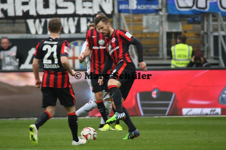 Haris Seferovic (Eintracht)  - Eintracht Frankfurt vs. SC Paderborn 07, Commerzbank Arena