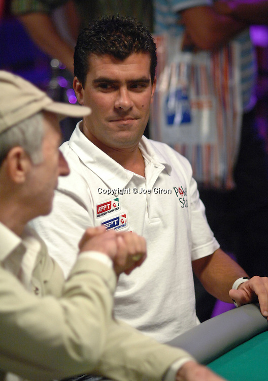 Vialaret Ezequiel was eliminated in 23rd. place.