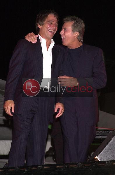 Tony Danza and James Darren