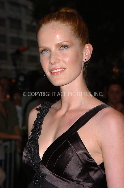 WWW.ACEPIXS.COM . . . . .  ....June 19, 2006, New York City. ....Rebecca Mader attends 'The Devil Wears Prada' Premiere. ....Please byline: AJ Sokalner - ACEPIXS.COM.... *** ***..Ace Pictures, Inc:  ..(212) 243-8787 or (646) 769 0430..e-mail: picturedesk@acepixs.com..web: http://www.acepixs.com