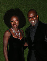 BEVERLY HILLS, CA - JANUARY 7: Viola Davis, Julius Tennon, at 75th Annual Golden Globe Awards_Roaming at The Beverly Hilton Hotel in Beverly Hills, California on January 7, 2018. <br /> CAP/MPIFS<br /> &copy;MPIFS/Capital Pictures