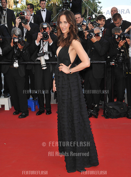 "Andie MacDowell at the gala screening of ""Mud"" in competition at the 65th Festival de Cannes..May 26, 2012  Cannes, France.Picture: Paul Smith / Featureflash"