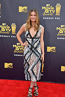 Annie Murphy at the 2018 MTV Movie &amp; TV Awards at the Barker Hanger, Santa Monica, USA 16 June 2018<br /> Picture: Paul Smith/Featureflash/SilverHub 0208 004 5359 sales@silverhubmedia.com
