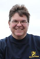 SKUTSJESILEN: FRYSLAN: Schippers portretten SKS Sintrale Kommisje Skûtsjesilen, Siete Meeter (Leeuwarden), ©foto Martin de Jong