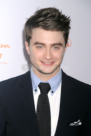 Daniel Radcliffe at Trevor Live: An Evening Benefiting the Trevor Project at Capitale on June 27, 2011 in New York City. Credit: Dennis Van Tine/MediaPunch