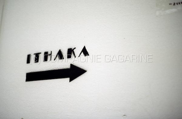 The Ithaka 14 - Artistic Chemistry art exhibition in Leuven (Belgium, 15/03/2006)