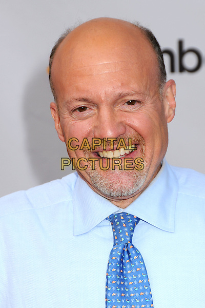 "JIM CRAMER .The Cable Show 2010 ""An Evening with NBC Universal"" held at Universal Studios Hollywood, Universal City, California, USA..May 12th, 2010.headshot portrait blue goatee facial hair .CAP/ADM/BP.©Byron Purvis/AdMedia/Capital Pictures."