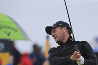 Danny Willett (ENG) tees off the 9th tee during Sunday's Final Round of the 148th Open Championship, Royal Portrush Golf Club, Portrush, County Antrim, Northern Ireland. 21/07/2019.<br /> Picture Eoin Clarke / Golffile.ie<br /> <br /> All photo usage must carry mandatory copyright credit (© Golffile | Eoin Clarke)