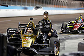 2018 Verizon IndyCar Series Phoenix testing<br /> Phoenix Raceway, Avondale, Arizona, USA<br /> Saturday 10 February 2018<br /> James Hinchcliffe, Schmidt Peterson Motorsports Honda<br /> World Copyright: Phillip Abbott/LAT Images<br /> <br /> ref: Digital Image abbott_phxTest2018_8513