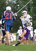 Boys Lacrosse vs Roncalli 5-13-10