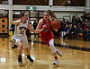 Coquille-Dayton Girls Playoffs Basketball