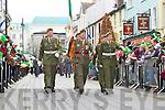 Tom Martin leads the FCA at the Killarney St Patricks Day parade on Sunday