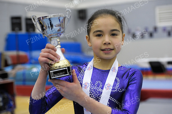 Compulsory level 2 Competition Liverpool 2010.<br /> Photo by Alan Edwards
