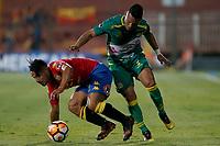 Futbol 2018 Sudamericana Unión Española vs Sport Huancayo