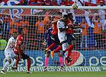 Independiente Medellín venció 3-0 como local a Patriotas. Fecha 8 Liga Águila II-2016.