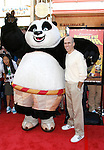 HOLLYWOOD, CA. - November 09: Chairman and CEO of Dreamworks SKG arrives at the Kung Fu Panda DVD Release at Grauman's Chinese Theatre on November 9, 2008 in Hollywood, California.