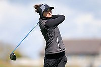 Sophie Lamb (ENG) during the second round of the Irish Womans Open Strokeplay Championship, Co Louth Golf Club, Baltray, Drogheda, Co Louth, Ireland. 12/05/2018.<br /> Picture: Golffile | Fran Caffrey<br /> <br /> <br /> All photo usage must carry mandatory copyright credit (&copy; Golffile | Fran Caffrey)