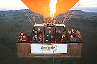 20120709 July 09 Hot Air Balloon Gold Coast