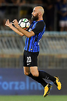 Borja Valero Inter <br /> San Benedetto del Tronto 06-08-2017 <br /> Football Friendly Match  <br /> Inter - Villarreal Foto Andrea Staccioli Insidefoto
