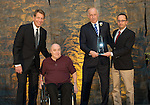 Ottawa, ON &ndash; Nov 27 2015 &ndash; Dr. Donal Royer at the Canadian Paralympic Hall of Fame<br /> (Photo: Matthew Murnaghan/Canadian Paralympic Committee)