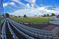 General view of the ground during Essex CCC vs Glamorgan CCC, Specsavers County Championship Division 2 Cricket at the Essex County Ground on 12th September 2016