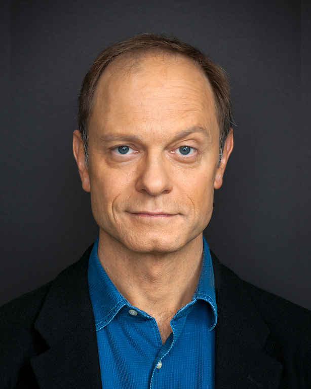David Hyde Pierce photographed for The Creative Coalition at Haven House in Beverly Hills, California on February 19, 2009
