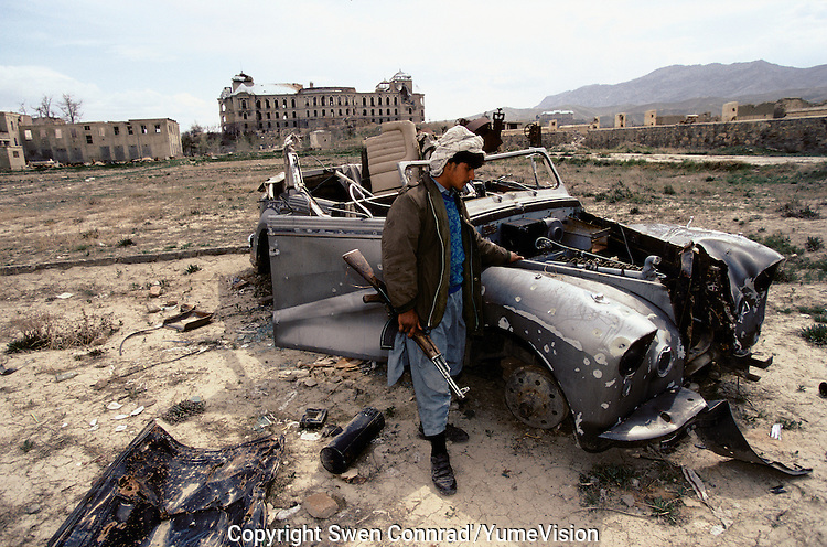 Afghanistan King's Cars