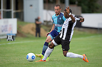 Michael Harriman of Wycombe Wanderers during the Friendly match between Maidenhead United and Wycombe Wanderers at York Road, Maidenhead, England on 30 July 2016. Photo by Alan  Stanford PRiME Media Images.