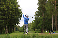 James McLoughlin (Portumna) on the 15th tee during Round 4 of the Connacht Stroke Play Championship 2019 at Portumna Golf Club, Portumna, Co. Galway, Ireland. 09/06/19<br /> <br /> Picture: Thos Caffrey / Golffile<br /> <br /> All photos usage must carry mandatory copyright credit (© Golffile | Thos Caffrey)