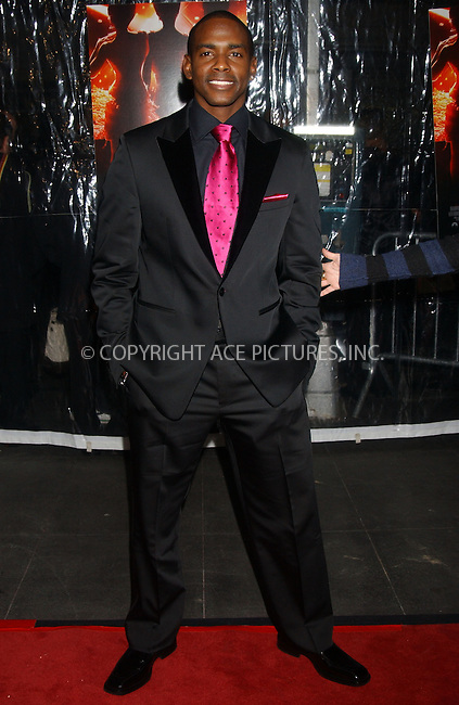 WWW.ACEPIXS.COM . . . . . ....December 4, 2006, New York City. ....Keith Robinson attends the 'Dreamgirls' Movie Premiere held at the Ziegfeld Theatre.....Please byline: KRISTIN CALLAHAN - ACEPIXS.COM.. . . . . . ..Ace Pictures, Inc:  ..(212) 243-8787 or (646) 769 0430..e-mail: info@acepixs.com..web: http://www.acepixs.com