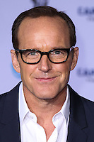 "HOLLYWOOD, LOS ANGELES, CA, USA - MARCH 13: Clark Gregg at the World Premiere Of Marvel's ""Captain America: The Winter Soldier"" held at the El Capitan Theatre on March 13, 2014 in Hollywood, Los Angeles, California, United States. (Photo by Xavier Collin/Celebrity Monitor)"