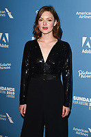 """LONDON, UK. May 31, 2019: Holiday Grainger arriving for the European premiere of """"Animal"""" at Picturehouse Central, London.<br /> Picture: Steve Vas/Featureflash"""