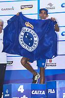 SAO PAULO, SP, 09.04.2016 -MARATONA-SP - Wellington Bezerra da Silva conquista quarto lugar durante 23ª edição da Maratona Internacional de São Paulo, realizado na cidade de São Paulo, SP, neste domingo (09). (Foto: Danilo Fernandes/Brazil Photo Press)