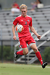 30 August 2015: Saint Mary's Max Mirner. The Elon University Phoenix played the Saint Mary's College Gaels at Koskinen Stadium in Durham, NC in a 2015 NCAA Division I Men's Soccer match. Elon won the game 1-0.