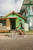 BELIZE, Punta Gorda, Toledo, guests staying at Belcampo Belize Lodge and Jungle Farm can ride bikes around the town of Punta Gorda