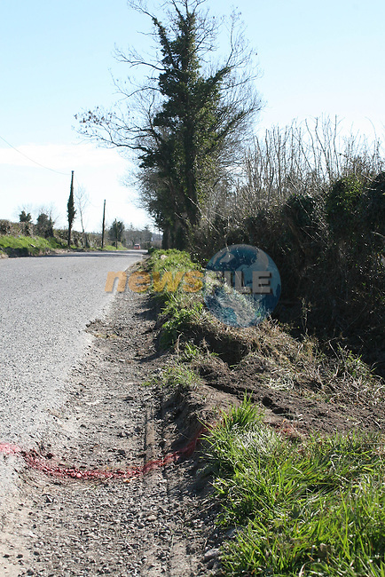 Kellystown Van Crash...Photo NEWSFILE/Jenny Matthews.(Photo credit should read Jenny Matthews/NEWSFILE)....This Picture has been sent you under the condtions enclosed by:.Newsfile Ltd..The Studio,.Millmount Abbey,.Drogheda,.Co Meath..Ireland..Tel: +353(0)41-9871240.Fax: +353(0)41-9871260.GSM: +353(0)86-2500958.email: pictures@newsfile.ie.www.newsfile.ie.FTP: 193.120.102.198.