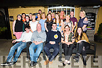 Anthony Moynihan, Gallowsfields, Tralee, celebrates his 21st Birthday with family and friends at the Brogue Inn on Saturday