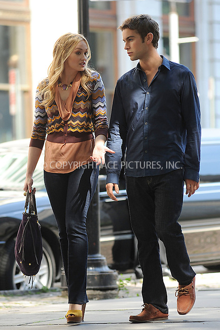 WWW.ACEPIXS.COM . . . . . .September 1, 2011, New York City....Kaylee DeFer and Chace Crawford on the set of the TV show 'Gossip Girl' on September 1, 2011 in New York City in New York City....Please byline: KRISTIN CALLAHAN - ACEPIXS.COM.. . . . . . ..Ace Pictures, Inc: ..tel: (212) 243 8787 or (646) 769 0430..e-mail: info@acepixs.com..web: http://www.acepixs.com .