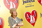 Spanish actress Emma Suarez attends the photocall of presentation of the Pedro Almodovar's new film 'Julieta'. April 4, 2016. (ALTERPHOTOS/Acero)