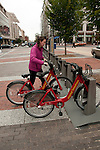 Rental Bike System, Washington, DC, dc124511