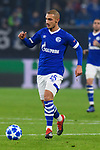 11.12.2018, VELTINS Arena, Gelsenkirchen, Deutschland, GER, UEFA Champions League, Gruppenphase, Gruppe D, FC Schalke 04 vs. FC Lokomotiv Moskva / Moskau<br /> <br /> DFL REGULATIONS PROHIBIT ANY USE OF PHOTOGRAPHS AS IMAGE SEQUENCES AND/OR QUASI-VIDEO.<br /> <br /> im Bild Ahmed Kutucu (#15 Schalke)<br /> <br /> Foto © nordphoto / Kurth
