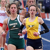 Oxford Invitational Track Meet at Oxford High School 4/26/14