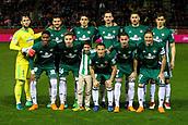 13th April 2018, Estadi Montilivi, Girona, Spain; La Liga football, Girona versus Real Betis; Real Betis team line up