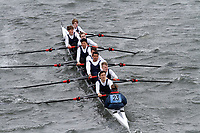 Crew: 23  Monkton Combe Sch  Event: School 1st eights<br /> <br /> Schools' Head of the River 2017<br /> <br /> To purchase this photo, or to see pricing information for Prints and Downloads, click the blue 'Add to Cart' button at the top-right of the page.