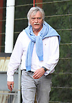 Vize-Pr&auml;sident Dieter Ferner beim Spiel in der Regionalliga Suedwest, 1. FC Saarbruecken - SV 07 Elversberg.<br /> <br /> Foto &copy; PIX-Sportfotos *** Foto ist honorarpflichtig! *** Auf Anfrage in hoeherer Qualitaet/Aufloesung. Belegexemplar erbeten. Veroeffentlichung ausschliesslich fuer journalistisch-publizistische Zwecke. For editorial use only.