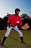 Baseball - MLB European Academy - Tirrenia (Italy) - 22/08/2009 - Raoell Kortstam of Netherlands (Boston Red Sox)