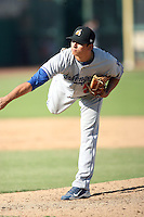 Javy Guerra - Phoenix Desert Dogs - 2010 Arizona Fall League.Photo by:  Bill Mitchell/Four Seam Images..
