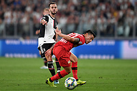 Miralem Pjanic of Juventus , Charles Aranguiz of Leverkusen <br /> Torino 01/10/2019 Juventus Stadium <br /> Football Champions League 2019//2020 <br /> Group Stage Group D <br /> Juventus - Leverkusen <br /> Photo Andrea Staccioli / Insidefoto